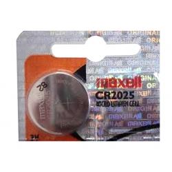 Bateria Maxell Lithium CR2025