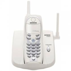 Telefone sem Fio Siemens A5000 900MHz Ivory