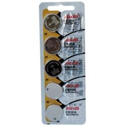 Bateria Maxell Lithium CR2016