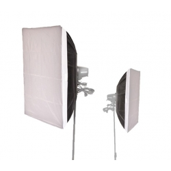 SOFT BOX PARA FLASH - 50X70CM