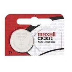 Bateria Maxell Lithium CR2032
