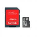Cartão de Memoria SANDISK 32 GB SD - COM ADAPTADOR